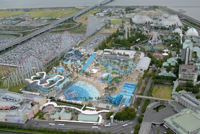 游乐园和温泉度假村,还有规模庞大的outlet畅货中心「爵士之梦 长岛」