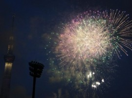 【步步之旅】2015隅田川花火大會同樂會!特別觀賞席看煙火!