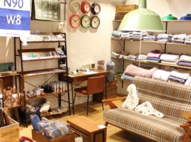 【AEONMALL成田店】服飾與雜貨的生活新提案