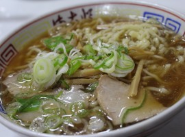 【福島】喜多方拉麵的故鄉
