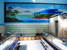 東京錢湯:在暖暖溫泉中感受最悠閒的庶民風情!