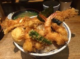 【東京美食】必吃!朝聖「金子半之助」天婦羅丼飯日本橋總店!原味的起點