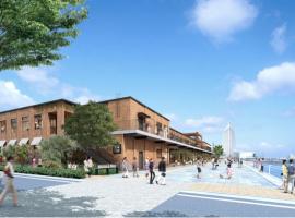 【購物】橫濱港未來最新商場開幕!MARINE & WALK YOKOHAMA