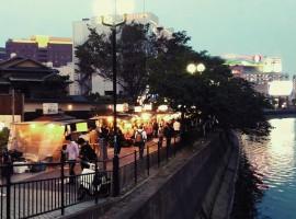 【美食】到中洲屋台  當一晚福岡在地人