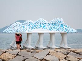瀨戶內藝術祭:水仙之鄉男木島