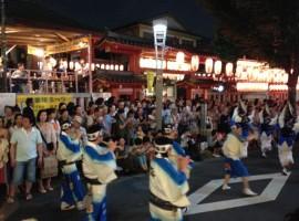 神樂坂夏日祭典