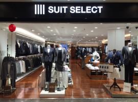 【名古屋Central Park 購物】日本知名西裝店SUIT SELECT
