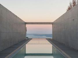 安藤忠雄設計旅店,享受瀨戶內海的風光:瀨戶內青凪