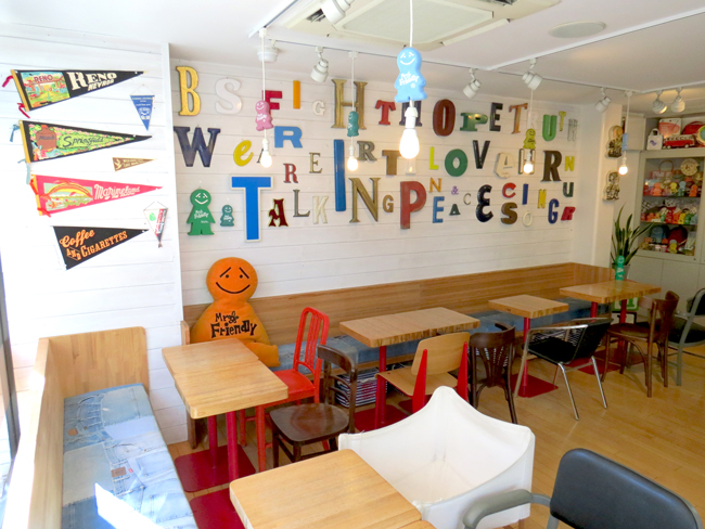 圖片來源:MR.FRIENDLY Cafe 官方網站