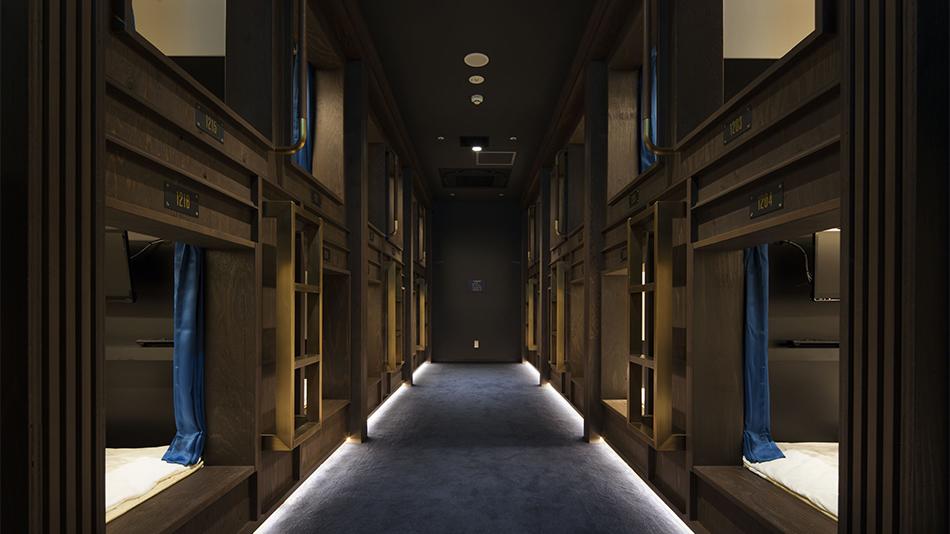 圖片來源:THE PRIME POD GINZA TOKYO 官方網站