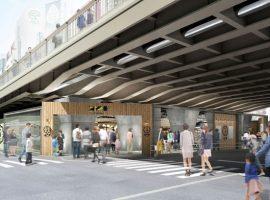 【美食】最新開幕!SANAGI新宿:高架下空間再生又一新典範