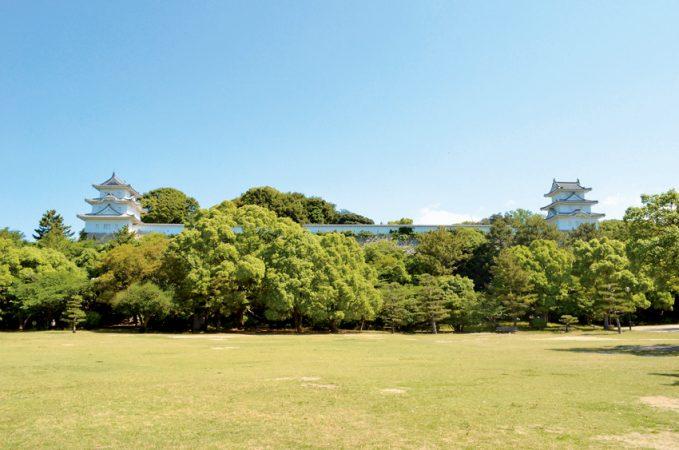 必去景點!搭新幹線遊日本城:新神戶車站與西明石車站明石城篇