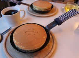 鬆餅推薦!流行服飾跨界咖啡館 j.s. pancake