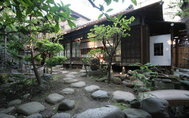 東京旅館:好想住!古民家改建的新潮背包客旅店