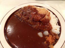 【上野必吃】Crown Ace東京人記憶中的美味咖哩老店