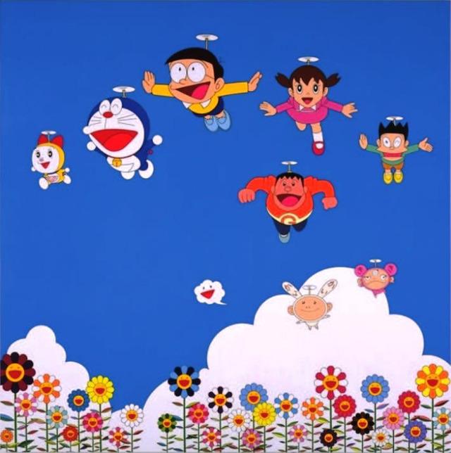 (c)2002 Takashi Murakami/Kaikai Kiki Co., Ltd. All Rights Reserved.(c)Fujiko-Pro 2002