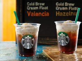 【日本星巴克必喝】今夏限定!漂浮冰萃咖啡誕生!用14個小時慢速冰滴換取舒暢口味
