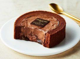 【必吃甜點】數量限定!期間限定!LAWSON X GODIVA合作推出頂級巧克力蛋糕捲