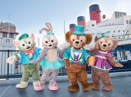 【迪士尼海洋】米奇、達菲熊與新好友「史黛拉兔」舞蹈秀今夏登場!全新周邊商品讓少女心大爆發!