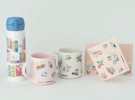 【日本星巴克限定商品】星巴克與英國Cath Kidston首次合作,日本限定款商品初登場!