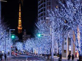 【東京必去】六本木之丘聖誕節活動預告:櫸木坂璀璨燈飾及德國傳統聖誕市集