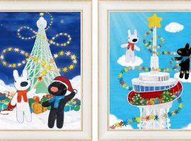 【東京必去】到TOKYO SKYTREE跟麗莎與卡斯柏一起過聖誕
