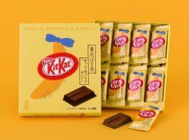 【東京必買伴手禮】東京芭奈奈 X KitKat 最強伴手禮神組合上市