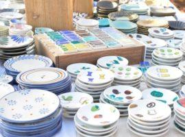 【關西必去】集結全日本骨董食器、二手衣、古書,「關西蚤之市」12月於兵庫開催