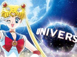 【大阪必去】美戰迷注意!2018年春天日本環球影城推出史上最初美少女戰士4D遊樂設施