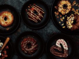 【必吃甜點】Mister Donut與甜點名廚鎧塚俊彦合作,推出期間限定巧克力系列甜甜圈