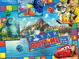 【搶先體驗】迪士尼海洋2018特別活動「皮克斯遊戲時間」體驗活動,東京地下鐵新宿車站搶先登場