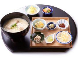 【東京・品川 推薦美食】非得刷卡進站 才能吃到的和風高湯鮮粥專門店