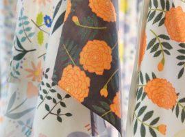 【布博】集結印花布、刺繡及各式布藝雜貨,布的博覽會「布博」3月移師京都