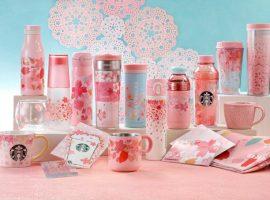 2018日本星巴克櫻花季!絕美懷舊風+現代風櫻花限定商品2月15日起人氣開賣