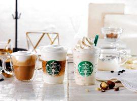 【日本星巴克必喝】雲朵般雪白咖啡新體驗,慕斯那堤、白萃夏威夷豆星冰樂3月上市