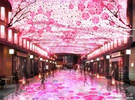 【東京必去】漫步藝術櫻花隧道、品嘗限定櫻花美食,到「日本橋櫻花節」搶先體驗櫻花季專屬饗宴