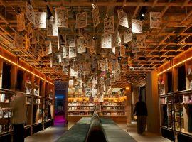 【東京住宿】實現愛書人夢想,東京最大級書店型旅店「BOOK AND BED TOKYO」新宿店開幕
