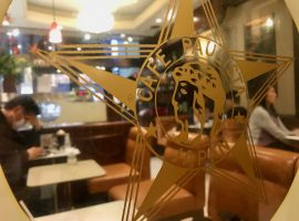 銀座咖啡館始祖CAFE PAULISTA  咖啡香飄散約翰藍儂與小野洋子的回憶