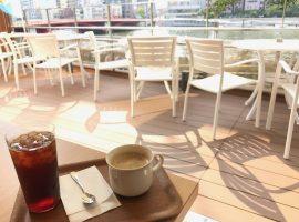 【淺草】陽光、慢跑和咖啡。遠離人潮的隅田川畔咖啡館