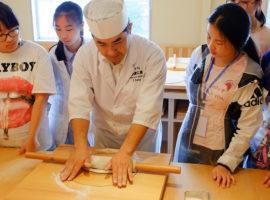 【名古屋】跟著蕎麥麵職人學做手工麵! 到「蕎麥工房SAGAMI」體驗製作有趣的手打蕎麥麵