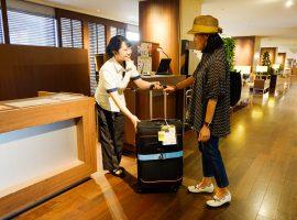 行李寄運好EASY!LUGGAGE-FREE TRAVEL(無行李旅遊服務)幾分鐘就能空手輕鬆遊日本!