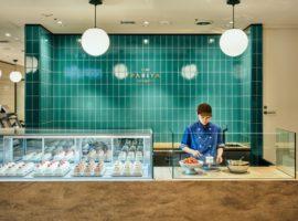 【東京必吃】划算美味的DELI餐廳「PARIYA」進駐日本橋,首次設立鮮奶油小蛋糕專賣店