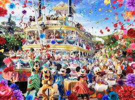 【限定周邊】東京迪士尼 X 蜷川實花 推出35周年特別企劃,限定商品與攝影展超華麗登場