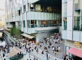 【澀谷】東京新地標!SHIBUYA STREAM打造澀谷全新焦點!