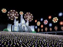【冬季必去】璀璨繽紛光之饗宴,全日本冬季燈飾排行榜大公開!