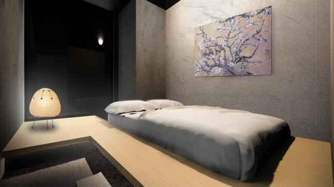 【東京住宿】以千利休茶室為概念的禪意膠囊旅館,「HOTEL ZEN TOKYO」人形町誕生