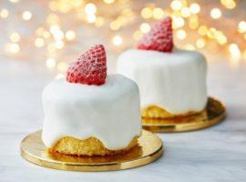 【必吃甜點】LAWSON推出迷你聖誕蛋糕,忙碌日程中也能輕鬆獨享佳節氣氛