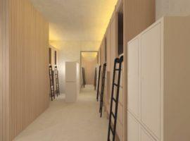 【東京住宿】旅店 MUSTARD HOTEL淺草開張,極簡木質風格搭配南貴之設計暖簾