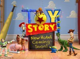 【搶先報】東京迪士尼度假區全新「玩具總動員」主題渡假飯店2021年開幕