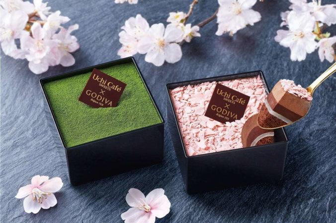 【期間限定】LAWSON與GODIVA再度聯手推出櫻花季限定甜點,只賣一週!